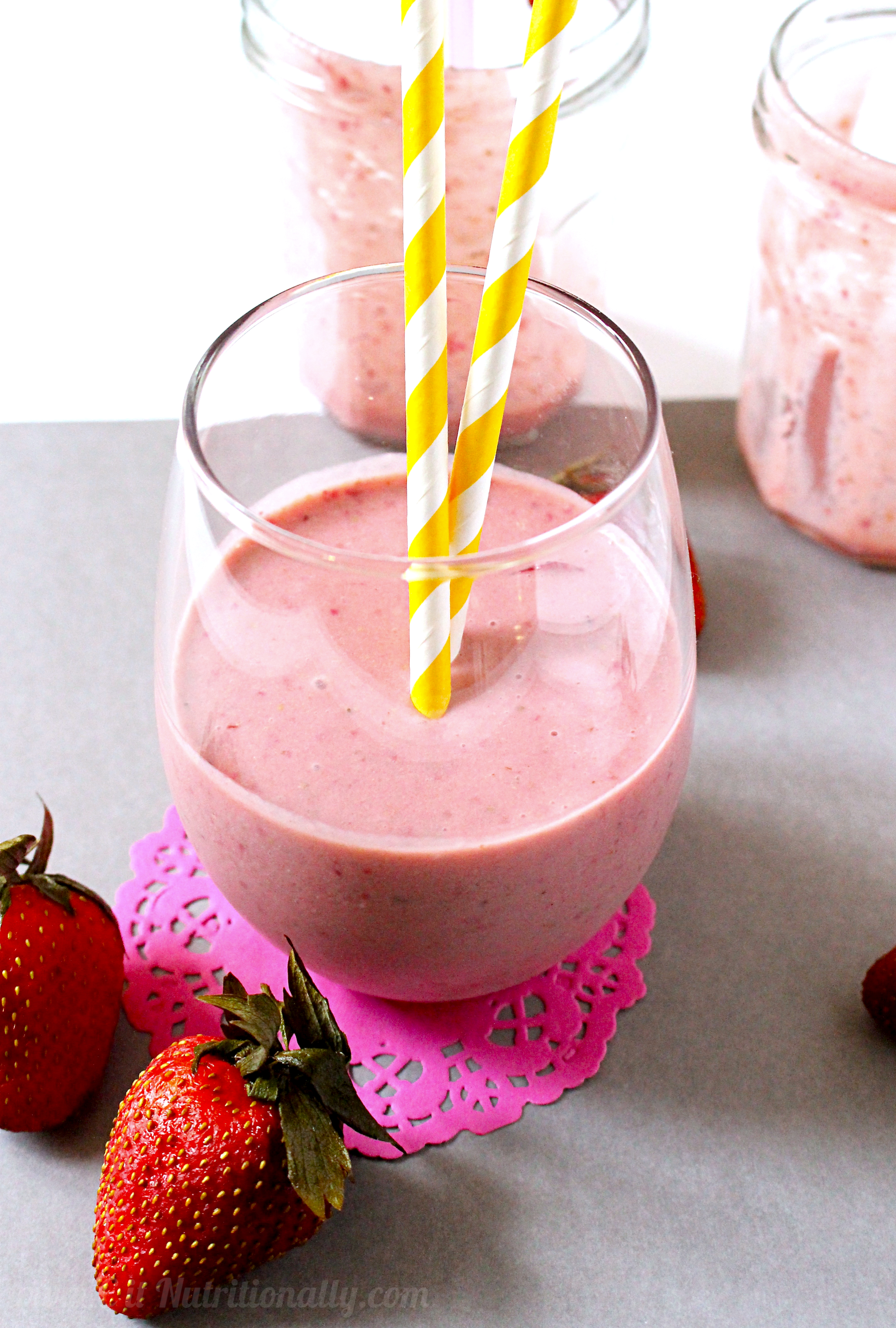 After Run Smoothies