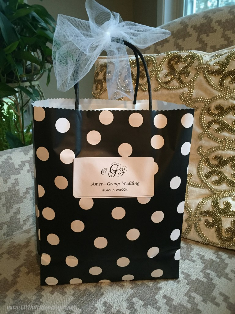 Wedding Welcome Bags.A Look Inside Our Hotel Wedding Welcome Bags Chelsey Amer